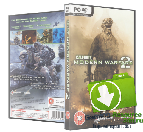 Call of Duty: Modern Warfare 2 - Multiplayer Only [RepzIW4] (2009) PC