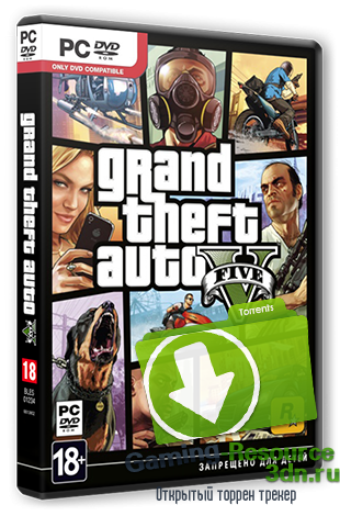 GTA 5 / Grand Theft Auto V [Update 1] (2015) PC RePack от R.G. Steamgames