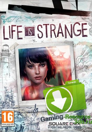 Life Is Strange. Episode 1-2 (Square Enix) (RUS/ENG/FRE) [Repack] от R.G. Catalyst