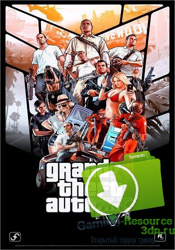 GTA 5 / Grand Theft Auto V [Update 2] (2015) PC | Steam-Rip от Let'sРlay