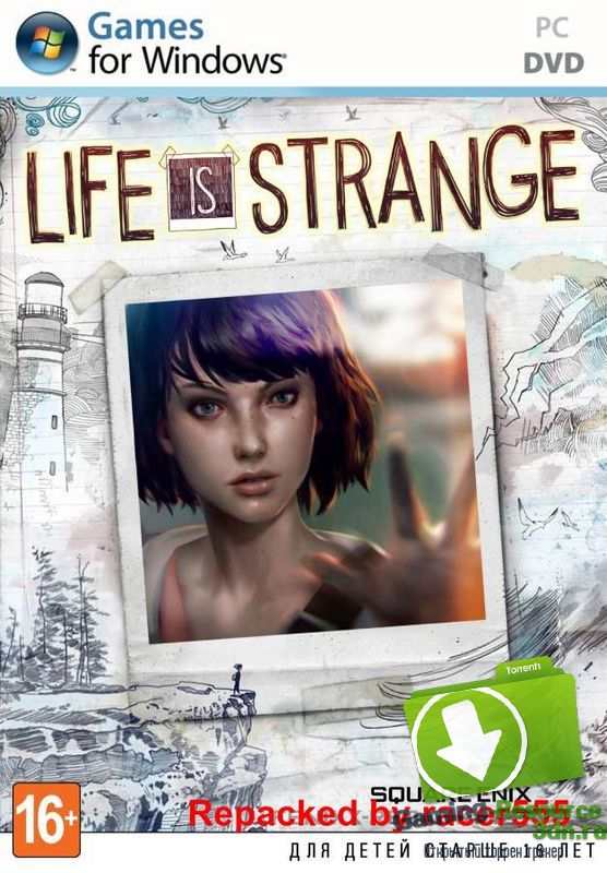 Life Is Strange. Episode 1-2 [ENG/FRE/RUS] [L] (2015)-Repacked by racer555