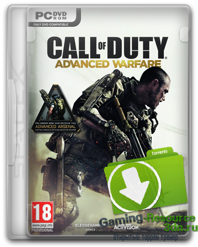Call of Duty: Advanced Warfare [Update 8] (2014) PC | RePack от SpaceX
