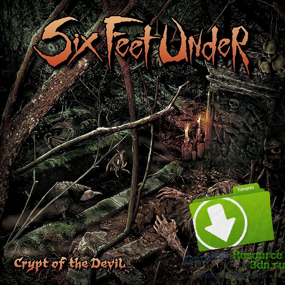 Six Feet Under - Crypt Of The Devil (2015) MP3