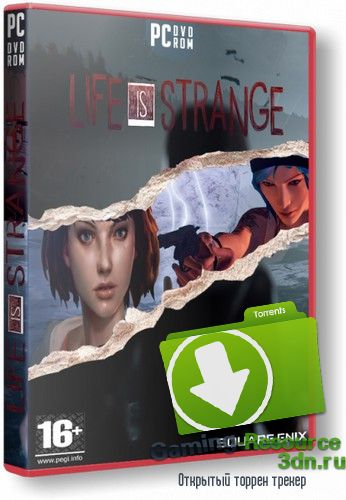 Life Is Strange. Episode 1-2 (2015) PC RePack от R.G. Catalyst