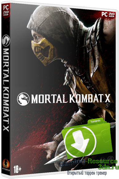 Mortal Kombat X [Update 7] (2015) PC | Steam-Rip от R.G. Origins