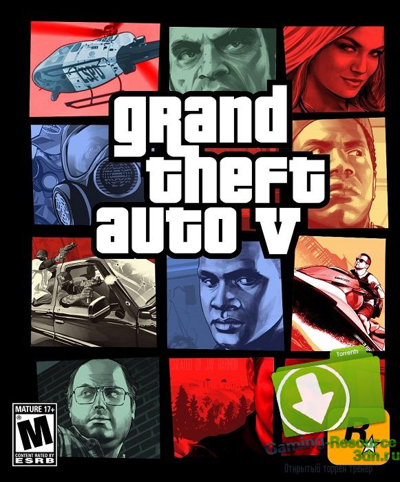 Grand Theft Auto V (Rockstar Games) (RUS/ENG/MULTi12) [L] - RELOADED