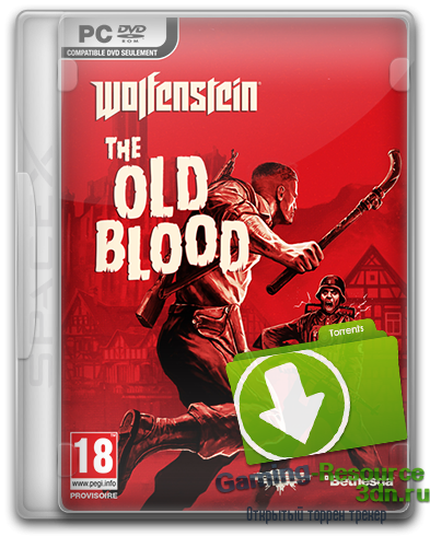 Wolfenstein: The Old Blood (2015) PC | RePack от SpaceX