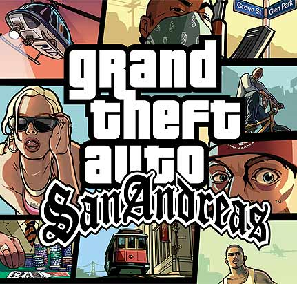 GTA SAN ANDREAS ULTIMATE EDITION 2014