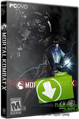 Mortal Kombat X [Update 9] (2015) PC | Steam-Rip от Let'sPlay