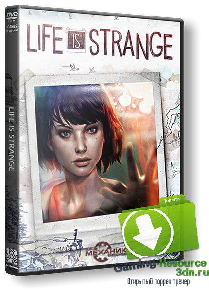Life Is Strange. Episode 1-3 (2015) PC | RePack от R.G. Механики