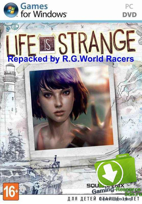 Life Is Strange Episode 3 [ENG/RUS] (2015)-Repacked by R.G.World Racers