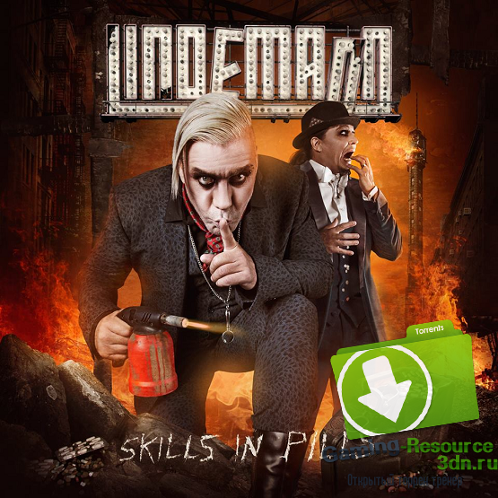 Lindemann - Skills In Pills [Special Edition] (2015) MP3