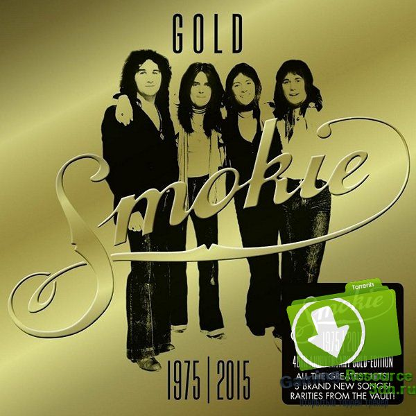 Smоkiе - Gоld 1975-2015 [40th Anniversary Deluxe Edition 2CD] (2015) FLAC