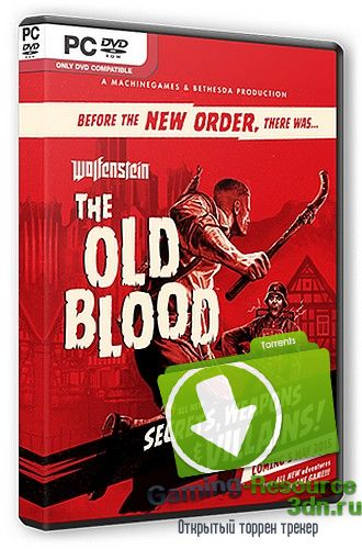 Wolfenstein: The Old Blood [Update 1] (2015) PC | RePack от R.G. Games