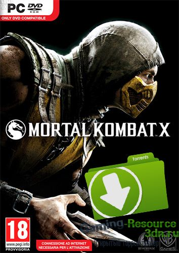 Mortal Kombat X [Update 9] (2015) PC | RePack от FitGirl