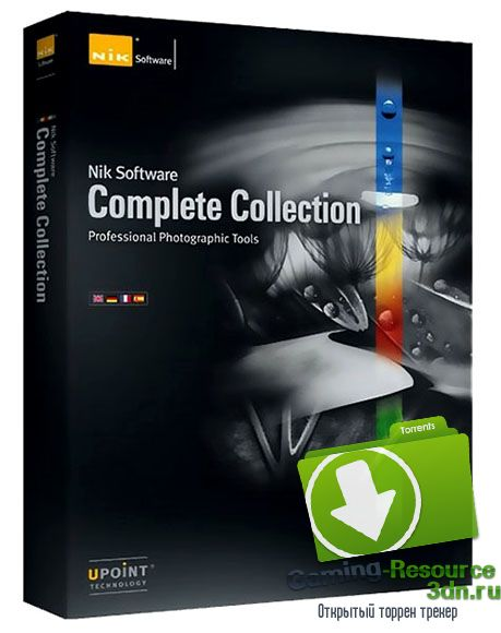 Google Nik Collection 1.2.9.0 RePacK by D!akov
