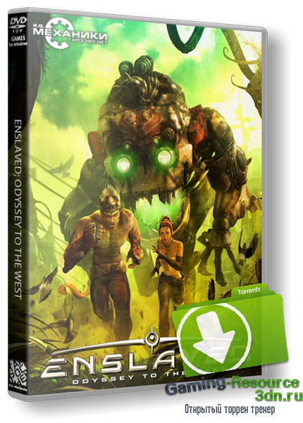 Enslaved: Odyssey to the West Premium Edition (RUS|ENG) [RePack] от R.G. Механики