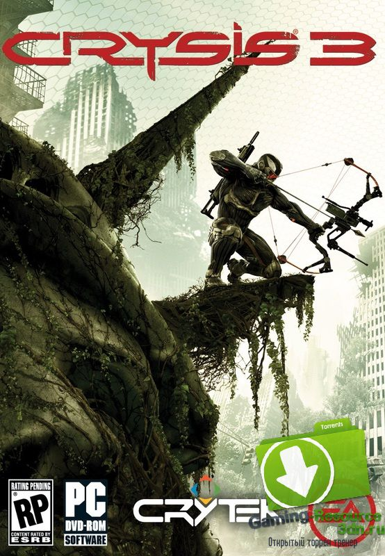 Crysis 3 Digital Deluxe Edition (2013/PC) [RUS/RUS] [v 1.2.1.1000] Origin-Rip от Let'sРlay