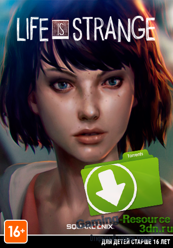 Life Is Strange. Episode 1-4 - Dark room [2015] (Square Enix) (ENG/FRE/RUS) от CODEX