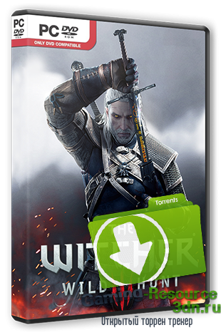 Ведьмак 3: Дикая Охота / The Witcher 3: Wild Hunt [v 1.08 + 15 DLC] (2015) PC | RePack от R.G. Steamgames