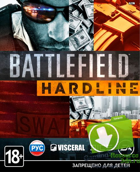Battlefield Hardline Ultimate Edition (EA DICE) [RUS/ENG/MULTi8] от CPY