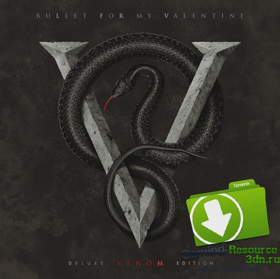 Venom Mp3 Free: Скачать Bullet For My Valentine