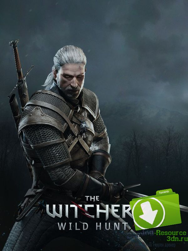Ведьмак 3: Дикая Охота | The Witcher 3: Wild Hunt (RUS/ENG/MULTI14) [Repack] от FitGirl