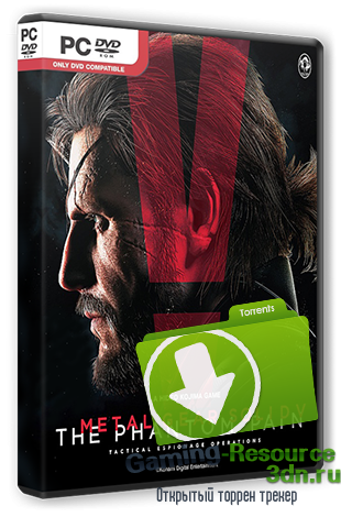 Metal Gear Solid V: The Phantom Pain [v 1.0.0.5] (2015) PC | RePack от R.G. Steamgames
