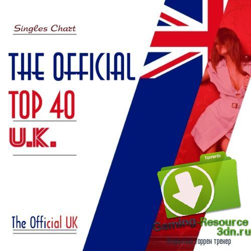 VA - The Official UK Top 40 Singles Chart [25.09] (2015) MP3
