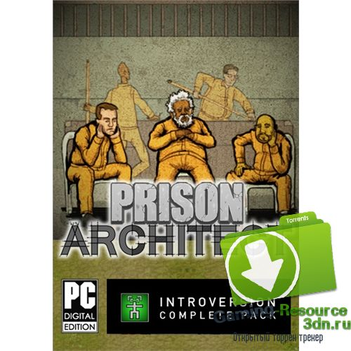 Prison Architect [Repack] [RUS/ENG/Мulti12] (2015) (1.0)
