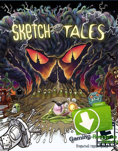 Sketch Tales [v.0.104 (Update 2)] (2015) (Eng & Rus) | RePack by Liaman