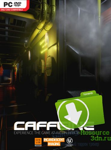 Caffeine Episode One [L] [ENG / ENG] (2015) [UNREAL ENGINE 4]