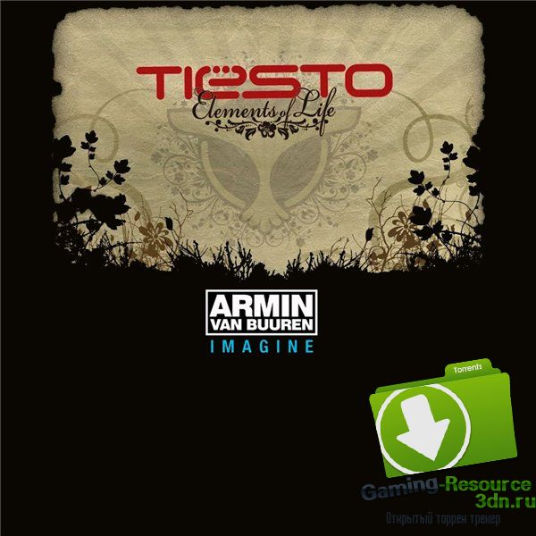 Armin van Buuren & Tiesto - Imagine Elements of Life (2015) MP3