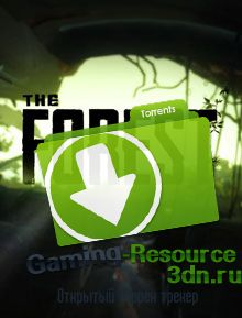 The Forest v 0.25b [ENG\RUS] + Repack