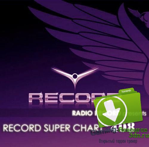 VA - Record Super Chart № 408 [10.10] (2015) MP3