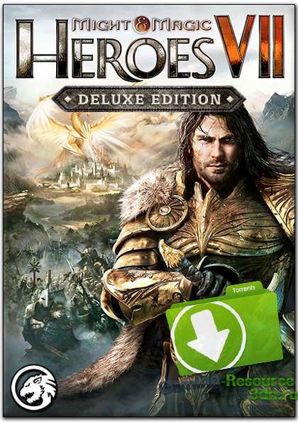 Герои меча и магии 7 / Might and Magic Heroes VII: Deluxe Edition [v 1.21] (2015) PC | Uplay-Rip от R.G. Игроманы