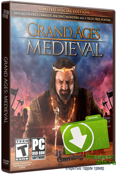 Grand Ages: Medieval (2015) RePack от R.G. Catalyst