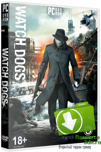 Watch Dogs - Digital Deluxe Edition [v 1.06.329 + 16 DLC] (2014) PC | RePack от xatab