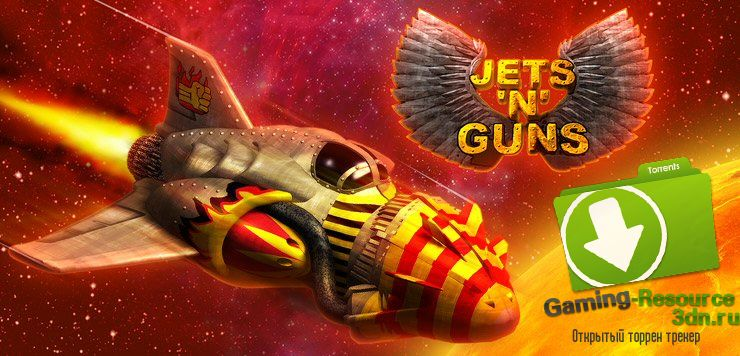 Jets'N'Guns Gold v1.308 [ENG] (2005) (Steam Edition 2014)