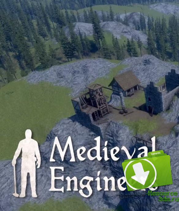 Medieval Engineers [v 02.038.007] [RUS / ENG] (2015)