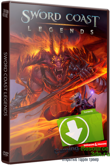 Sword Coast Legends (2015) PC (CODEX)