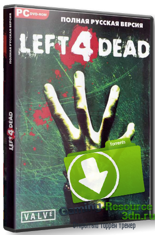 Left 4 Dead [v1.0.3.0] (2008) PC | RePack