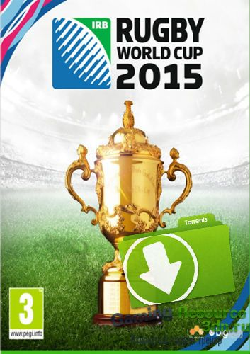 Rugby World Cup 2015 [L] [ENG / DEU / MULTI5] (2015)