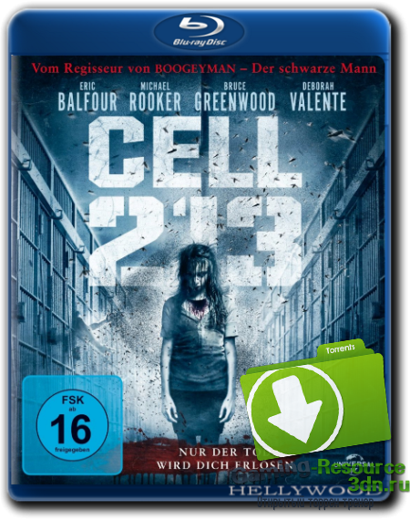 Камера 213 / Cell 213 (2011) BDRip-AVC