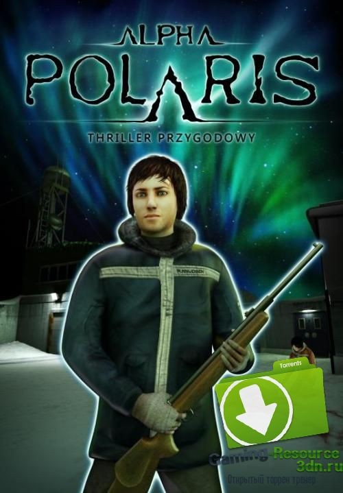 Alpha Polaris: A Horror Adventure Game - Steam Edition (2015) (Rus\Eng) | Лицензия