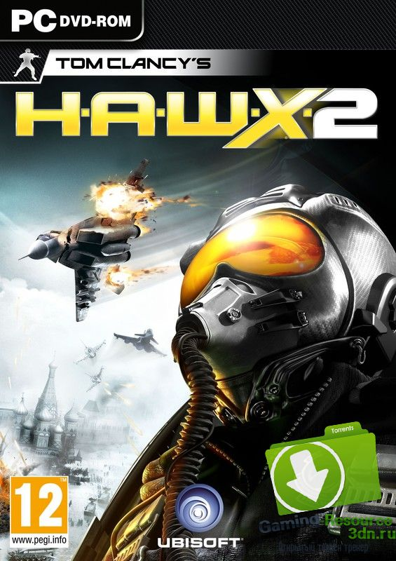 Tom Clancy's H.A.W.X. 2 [v 1.01 + 1 DLC] (2010) PC | RePack от R.G. Revenants