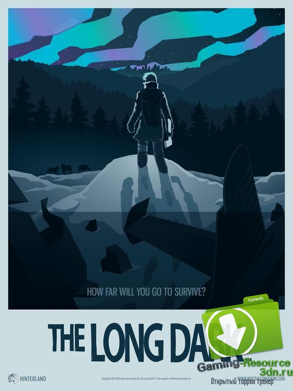 The Long Dark [v 282] [ENG / RUS] (2015) | RePack от Salat-Production