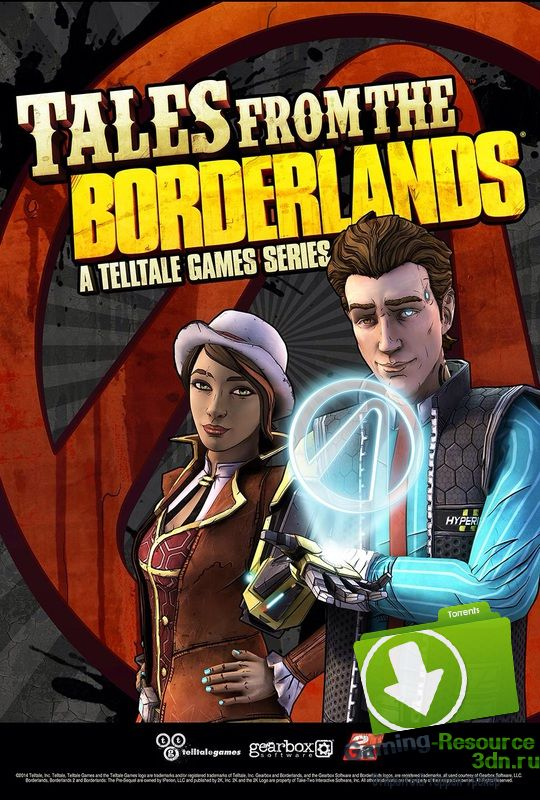 Tales from the Borderlands: Episode 1-5 (Telltale Games) (RUS/ENG) [Repack] от R.G. Catalyst