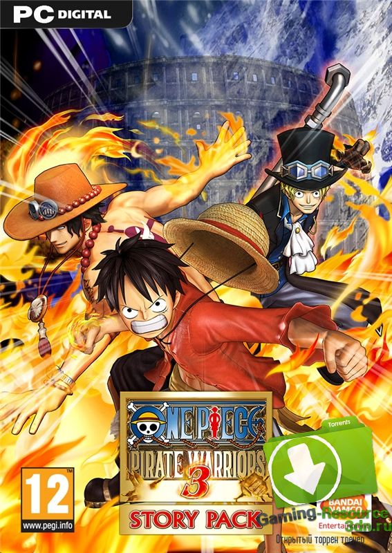 One Piece Pirate Warriors 3 Gold Edition [ENG / DEU] [MULTI5] [3 DLC] (2015) | RePack от FitGirl