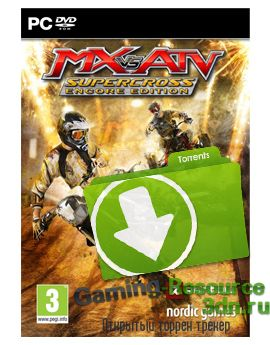 MX vs. ATV Supercross Encore (ENG) [RePack] от R.G. Механики